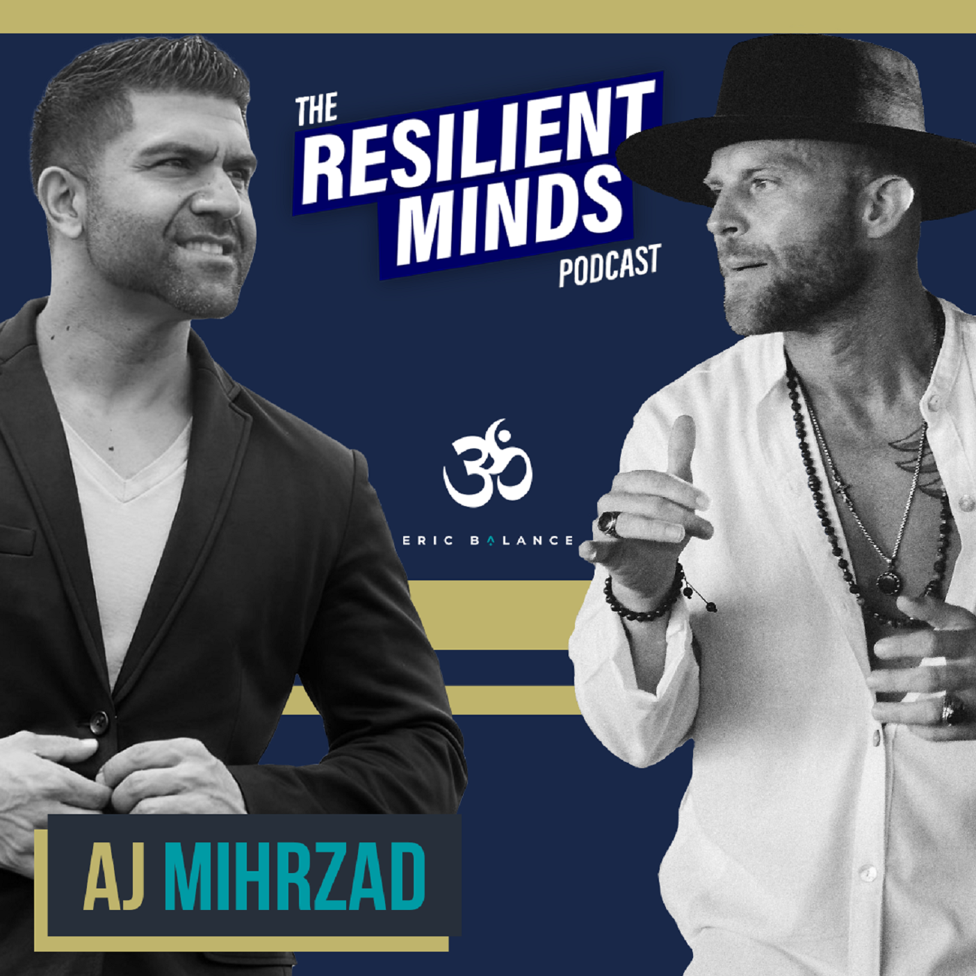 Episode 46 – How Your Pain Can Transform Into Your Greatest Success with AJ Mihrzad.