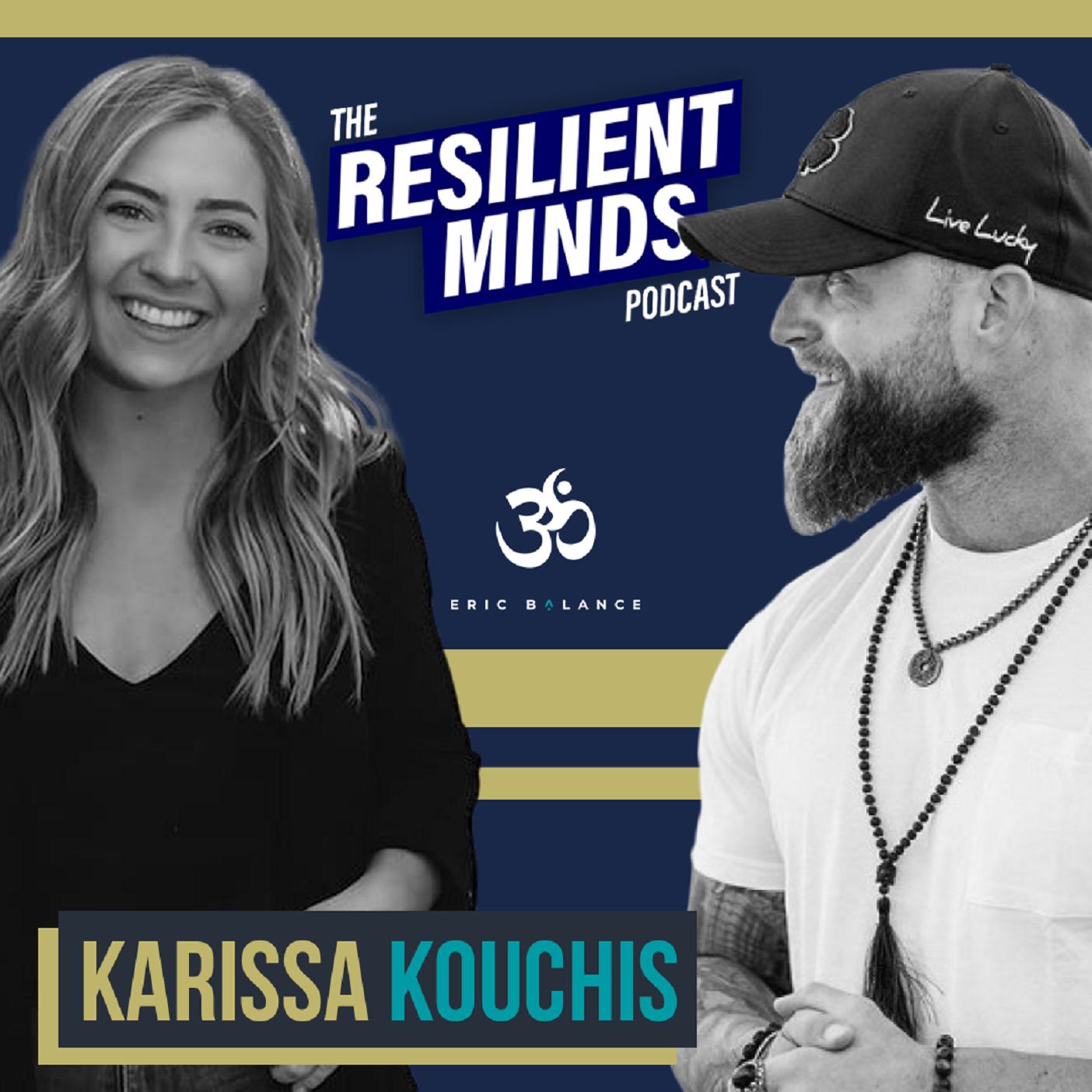 Episode 74 – How To Achieve Your Life Purpose Through Spiritual Rebirths With Karissa Kouchis