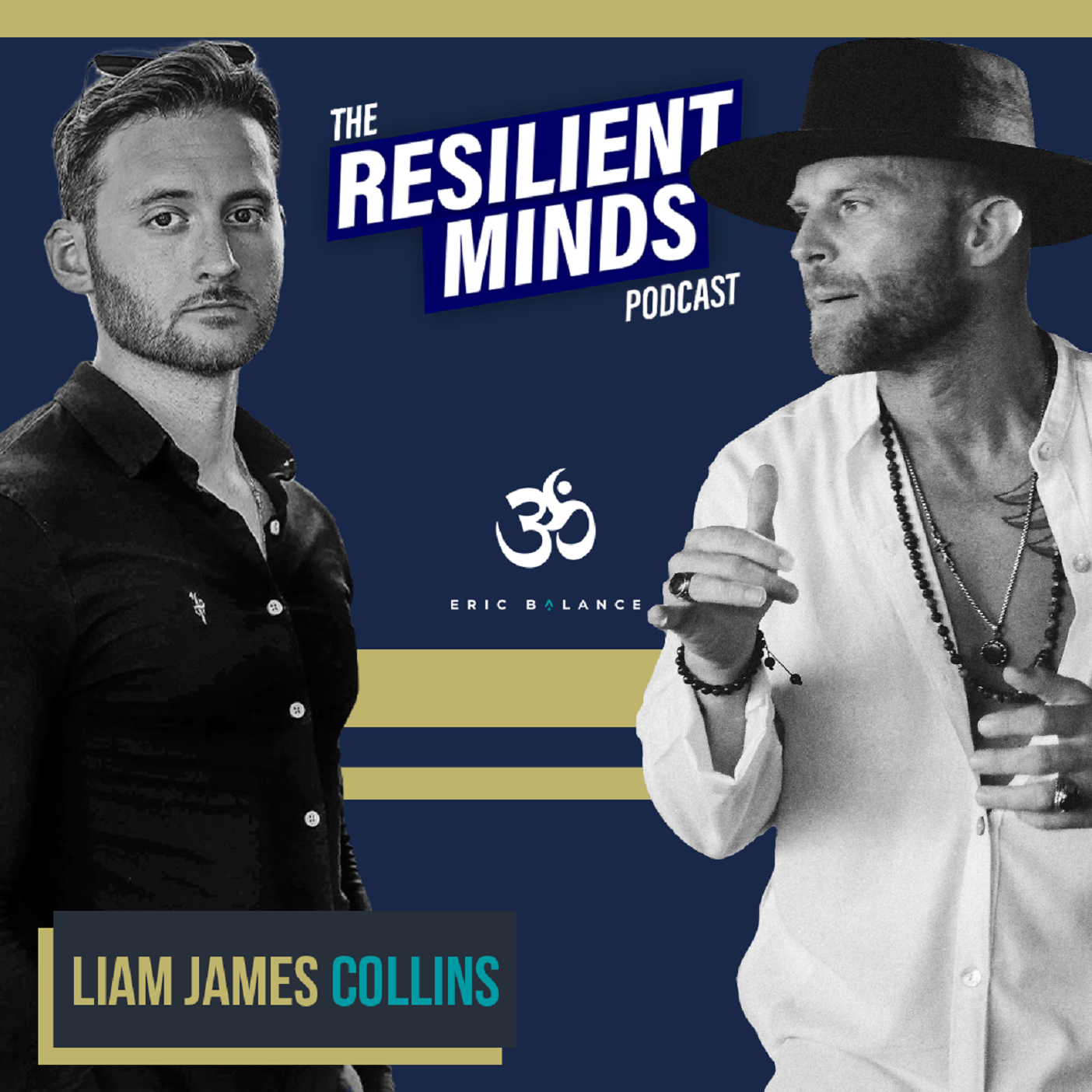 Episode 48 – How Our Terror Can Turn Into Tenacity for the Greatest Good with Liam James Collins