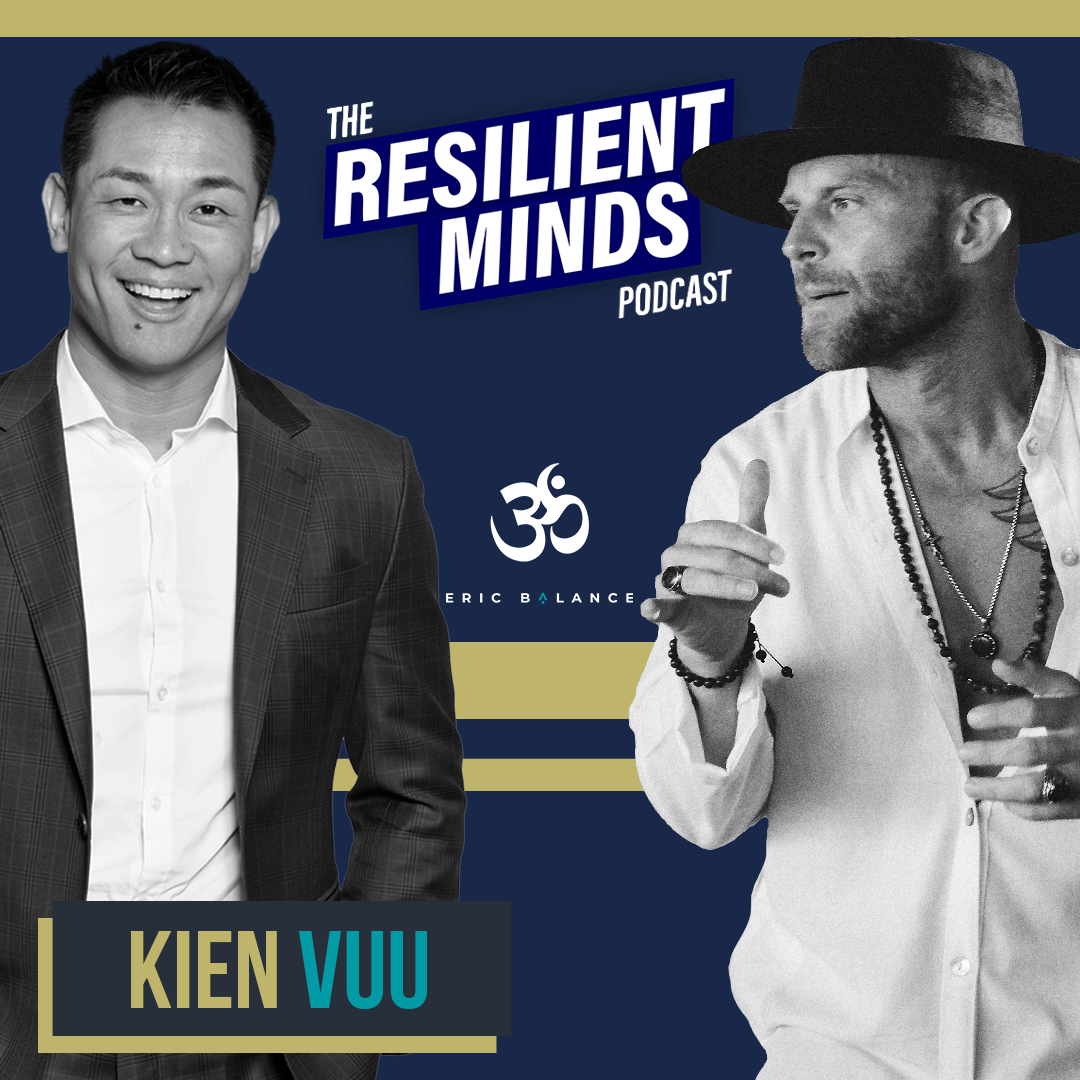 Episode 70 – How To Become Your Own Superhero With Dr. Kien Vuu