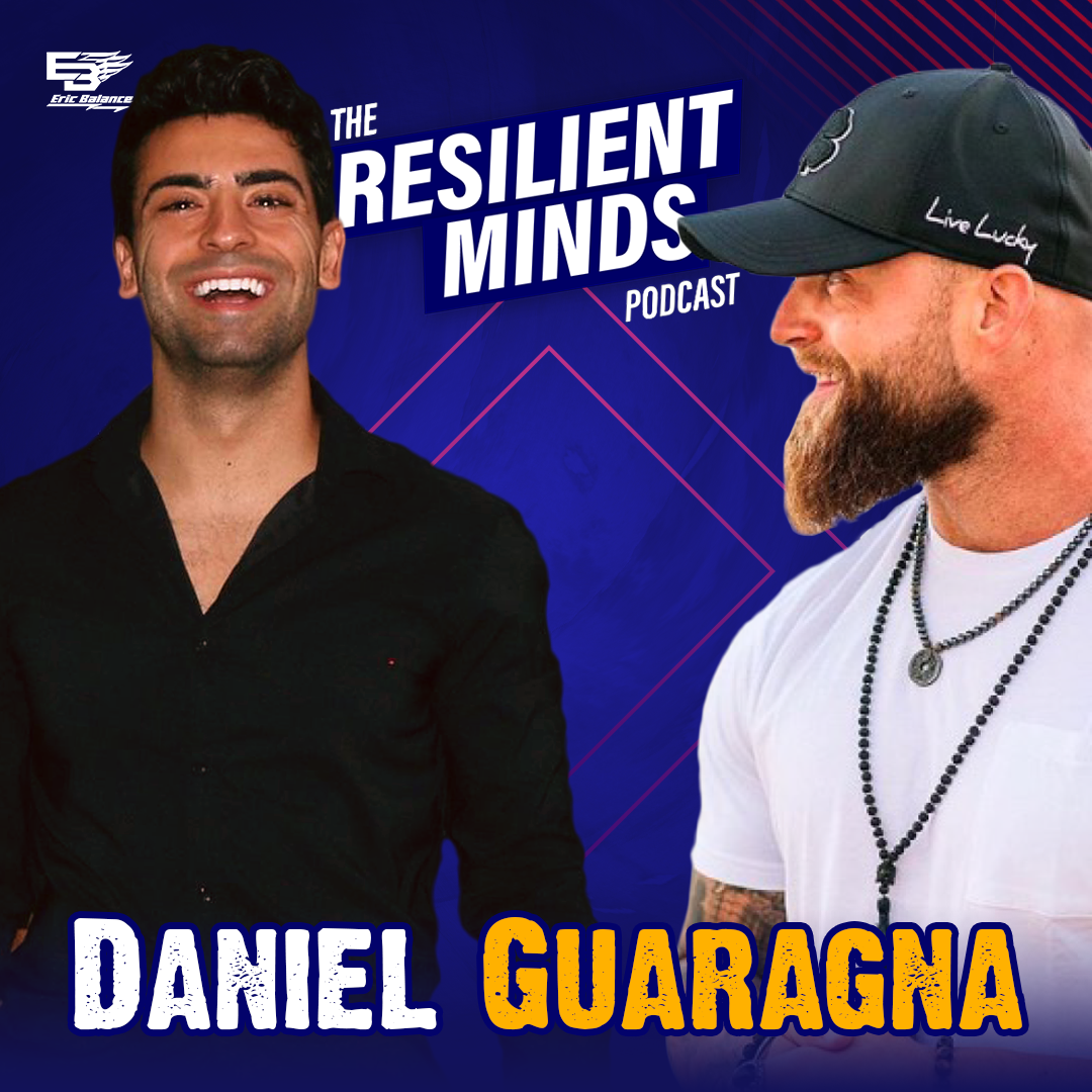 Episode 69 – The Key To Develop A More Responsive And Less Reactive Mind With Daniel Guaragna