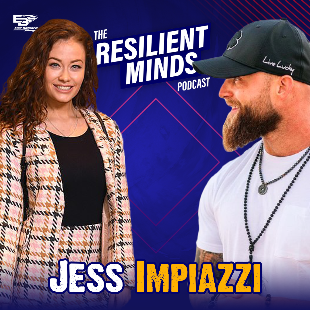 Episode 71 – How To Discipline Ourselves To Achieve Your Dreams With Jess Impiazzi