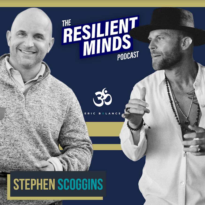Episode 91. How To Ignite The Brilliance Of Your Life with Stephen Scoggins