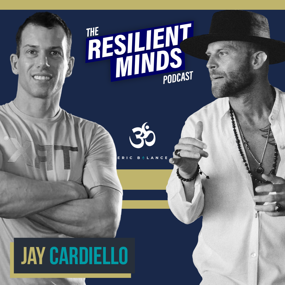 Episode 80 – How To Invest Time In Yourself To Recharge Energies And Offer The Best To Others With Jay Cardiello