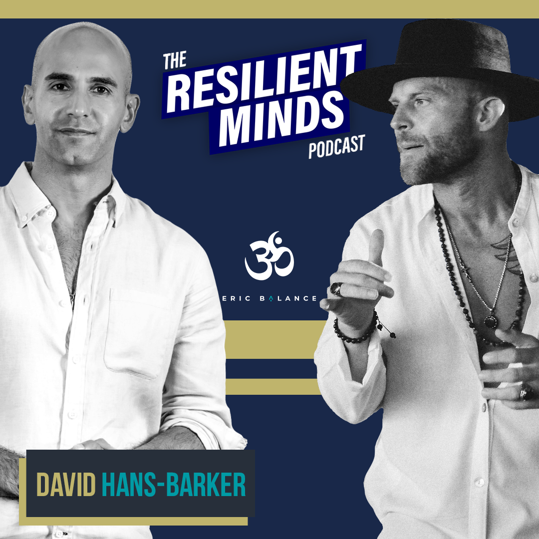 Episode 98. How To Unlearn The Limitations with David Hans-Barker